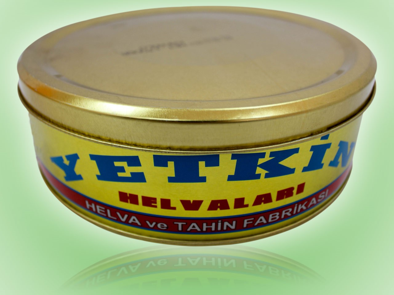 2 KG Nostaljik Kutu Antep Fıstıklı Helva